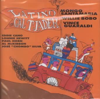 LATINO! BY TJADER,CAL (CD)